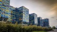 Edificio de Achmea en Leiden